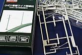 KATOの単線ワイド架線柱